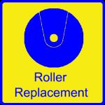 Sliding Door Roller Replacement