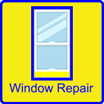 Window Repair by Sliding Door Roller Replacement