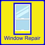 Window Repair by Sliding Door Roller Replacement